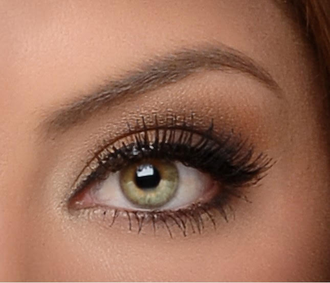 Foto wimperextensions